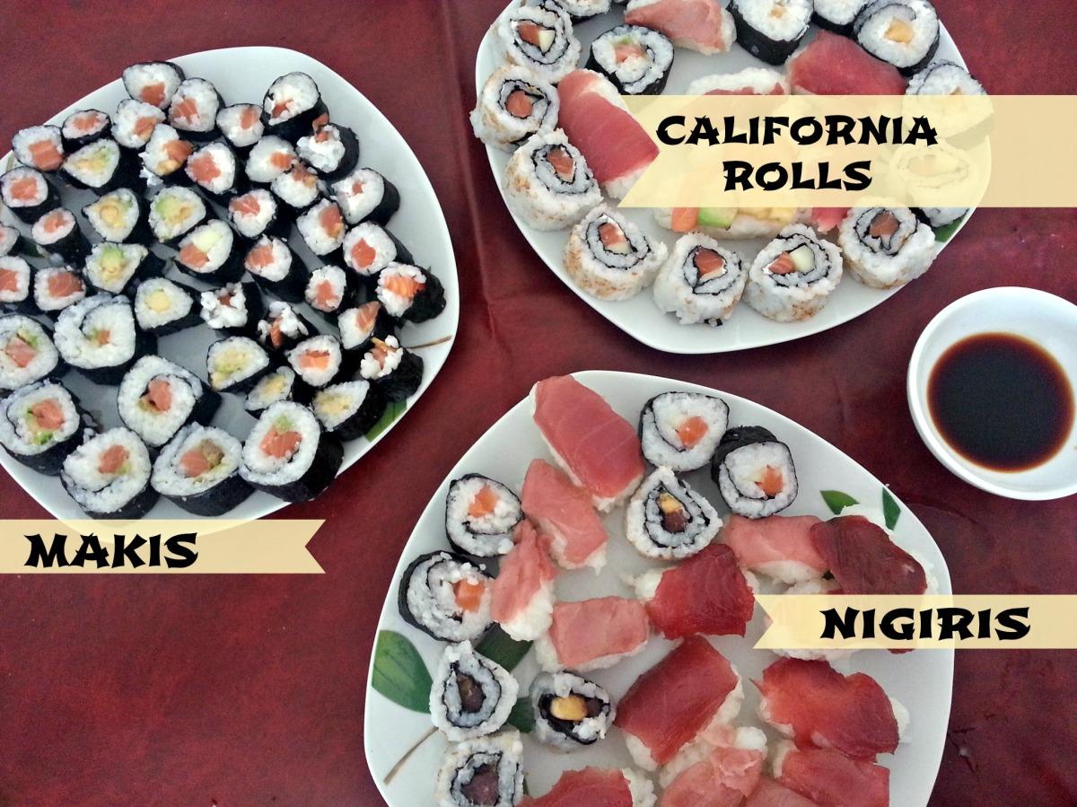 WC5: Sushi!!!!